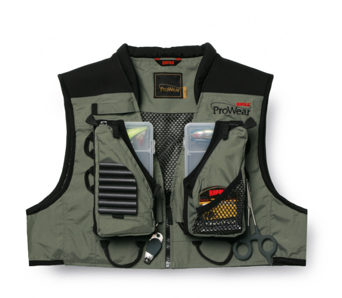 Жилет Rapala Short Shallows Vest купить в 1 клик